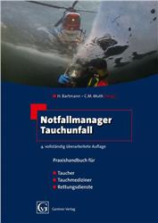 Cover Notfallmanager Tauchunfall