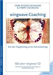 Cover wingwave-Coaching / mit Audio-CD