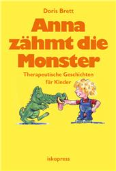 Cover Anna zähmt die Monster.