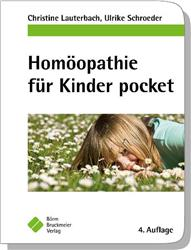 Cover Homöopathie für Kinder pocket