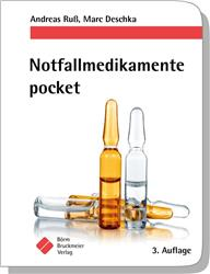 Cover Notfallmedikamente pocket