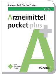 Cover Arzneimittel pocket plus 2018