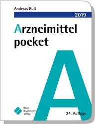 Cover Arzneimittel pocket 2019