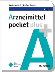 Cover Arzneimittel pocket plus 2019