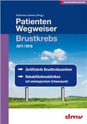 Cover PatientenWegweiser Brustkrebs 2017/2017