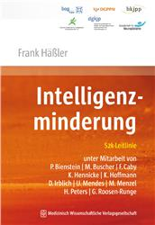 Cover Intelligenzminderung