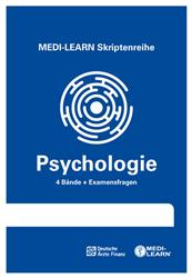 Cover MEDI-LEARN Skriptenreihe: Psychologie im Paket