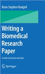 Cover Writing a Biomedical Research Paper