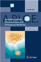 Cover Anaesthesia, Pain, Intensive Care and Emergency A.P.I.C.E.