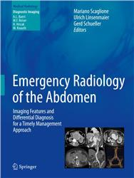 Cover Emergency Radiology of the Abdomen