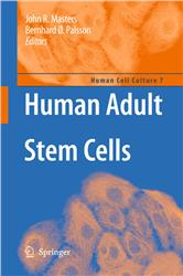 Cover Human Adult Stem Cells