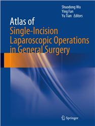 Cover Atlas of Single-Incision Laparoscopic Operations in General Surgery