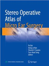 Cover Stereo Operative Atlas of Micro Ear Surgery