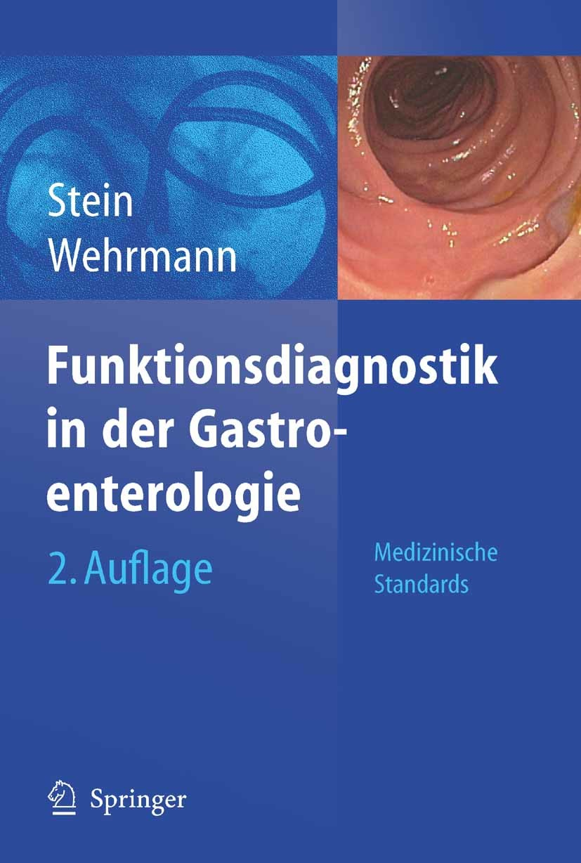 Funktionsdiagnostik in der Gastroenterologie