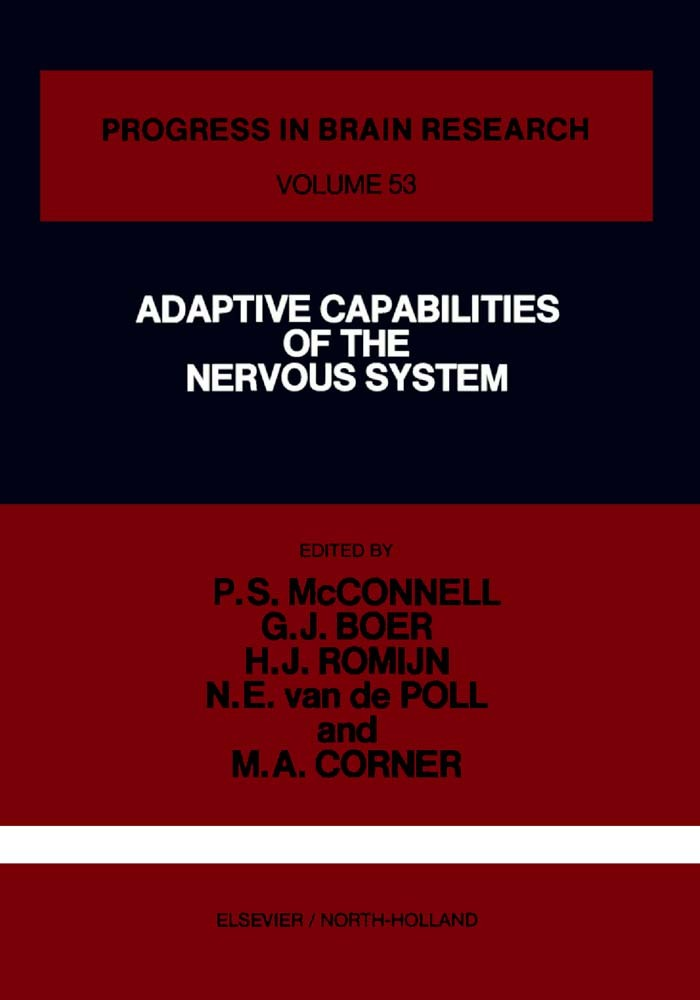 Adaptive Capabilities of the Nervous System