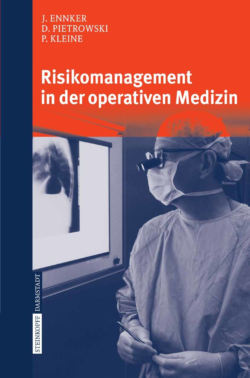 Risikomanagement in der operativen Medizin