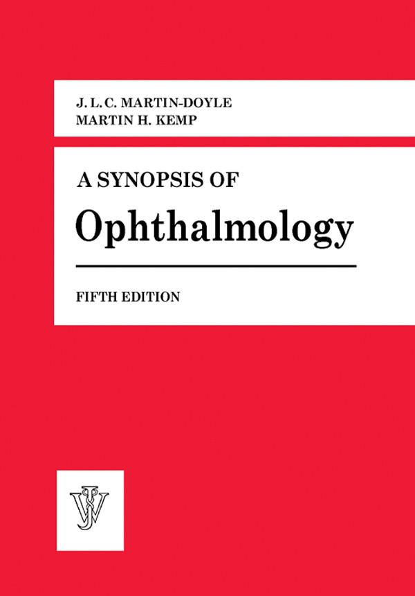 A Synopsis of Ophthalmology