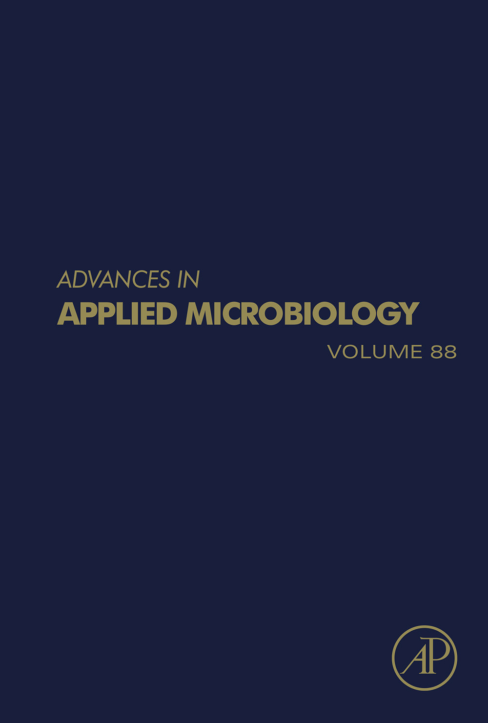 Advances in Applied Microbiology