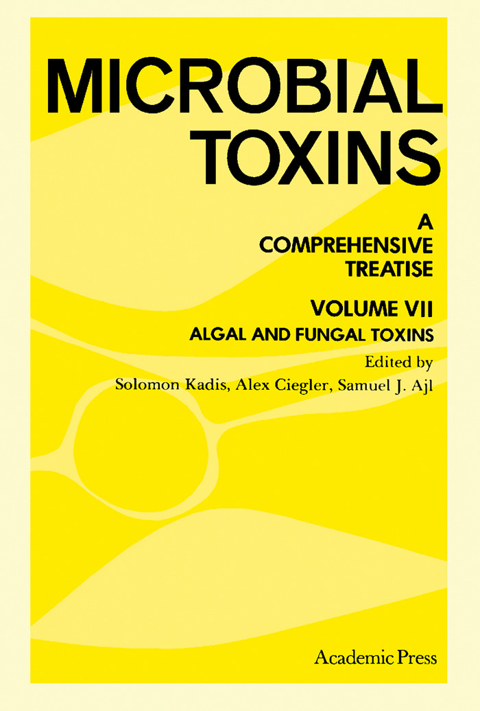 Algal and Fungal Toxins
