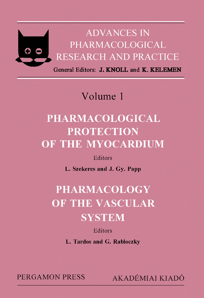 Advances in Pharmacological Research and Practice