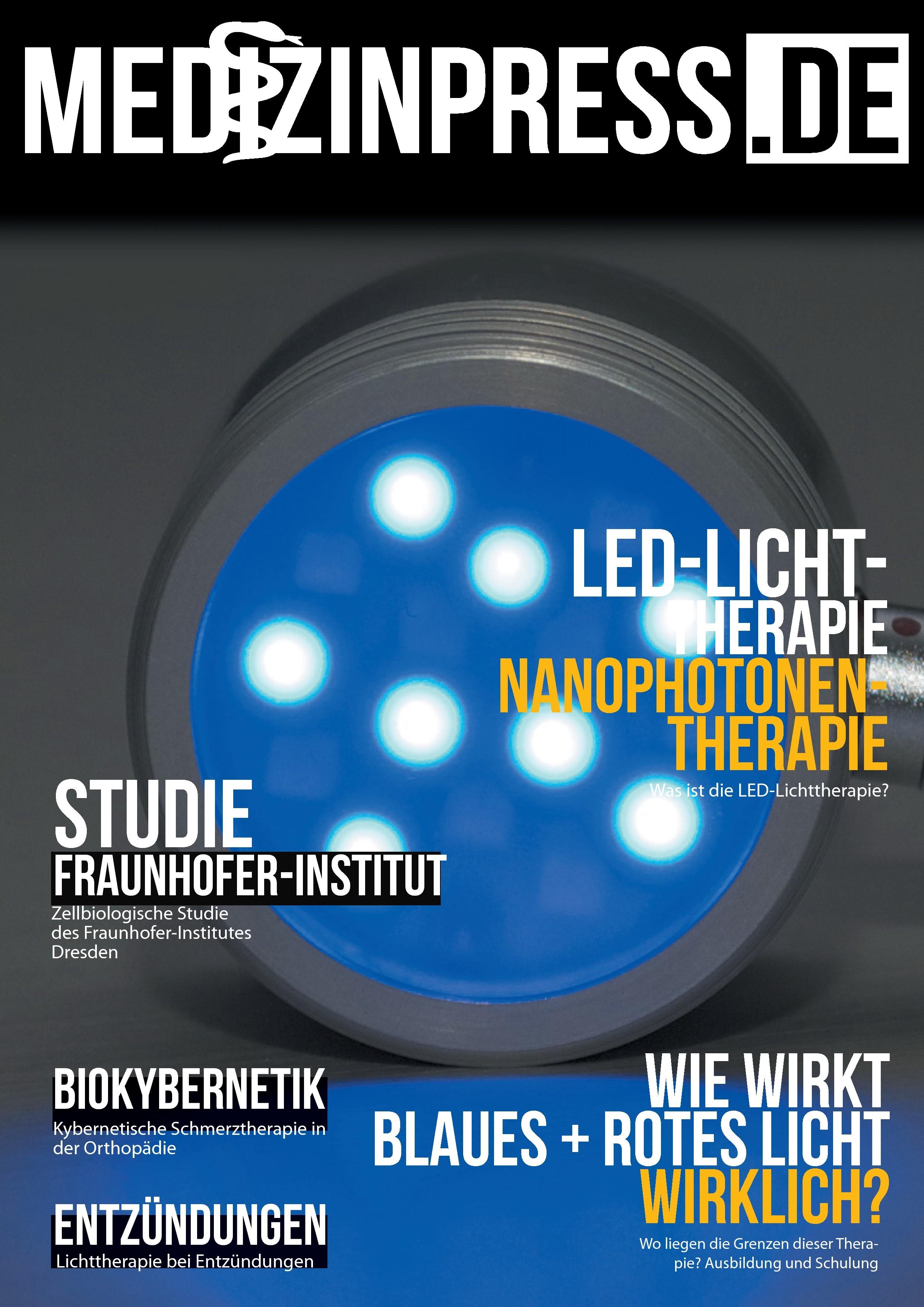Led Lichttherapie