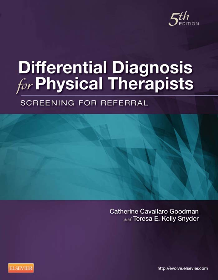 Differential Diagnosis for Physical Therapists- E-Book - E ...