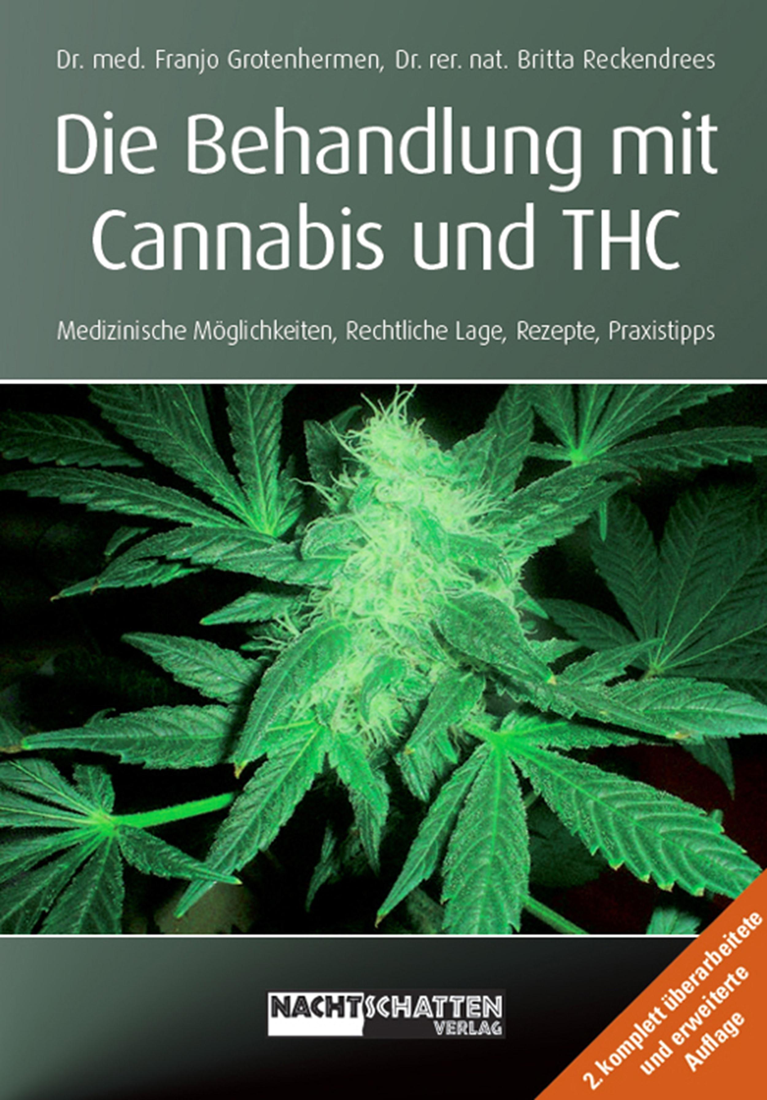Die Behandlung Mit Cannabis Und Thc