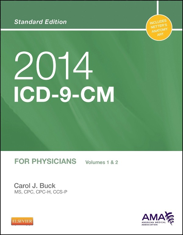 2014 ICD-9-CM for Physicians, Volumes 1 and 2, Standard Edition - E-Book
