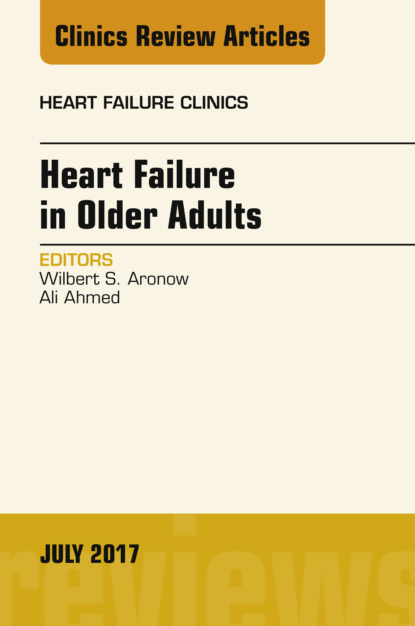Congestive Heart Failure Affecting Older Adults by Lindsey