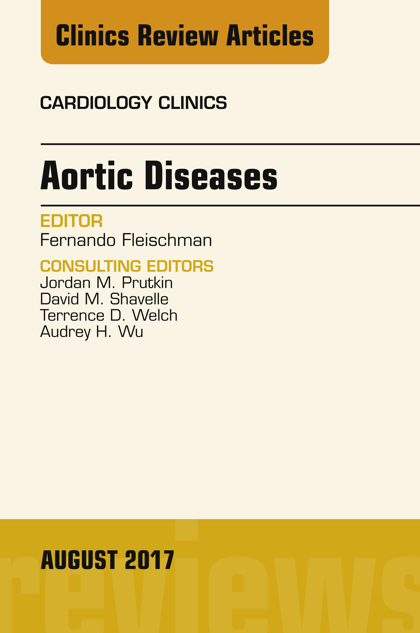 Aortic Diseases, An Issue of Cardiology Clinics, E-Book