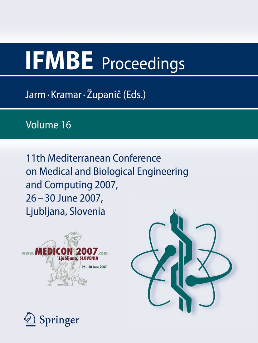 11th Mediterranean Conference on Medical and Biological Engineering and Computing 2007