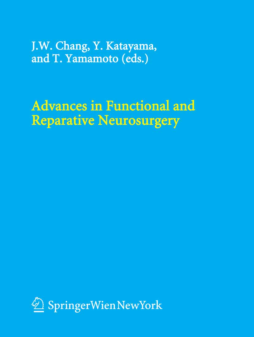 Advances in Functional and Reparative Neurosurgery