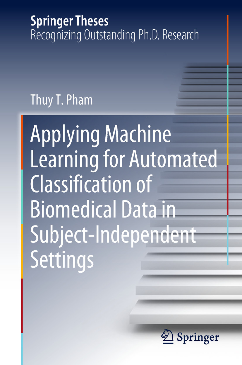 Applying Machine Learning for Automated Classification of Biomedical Data in Subject-Independent Settings