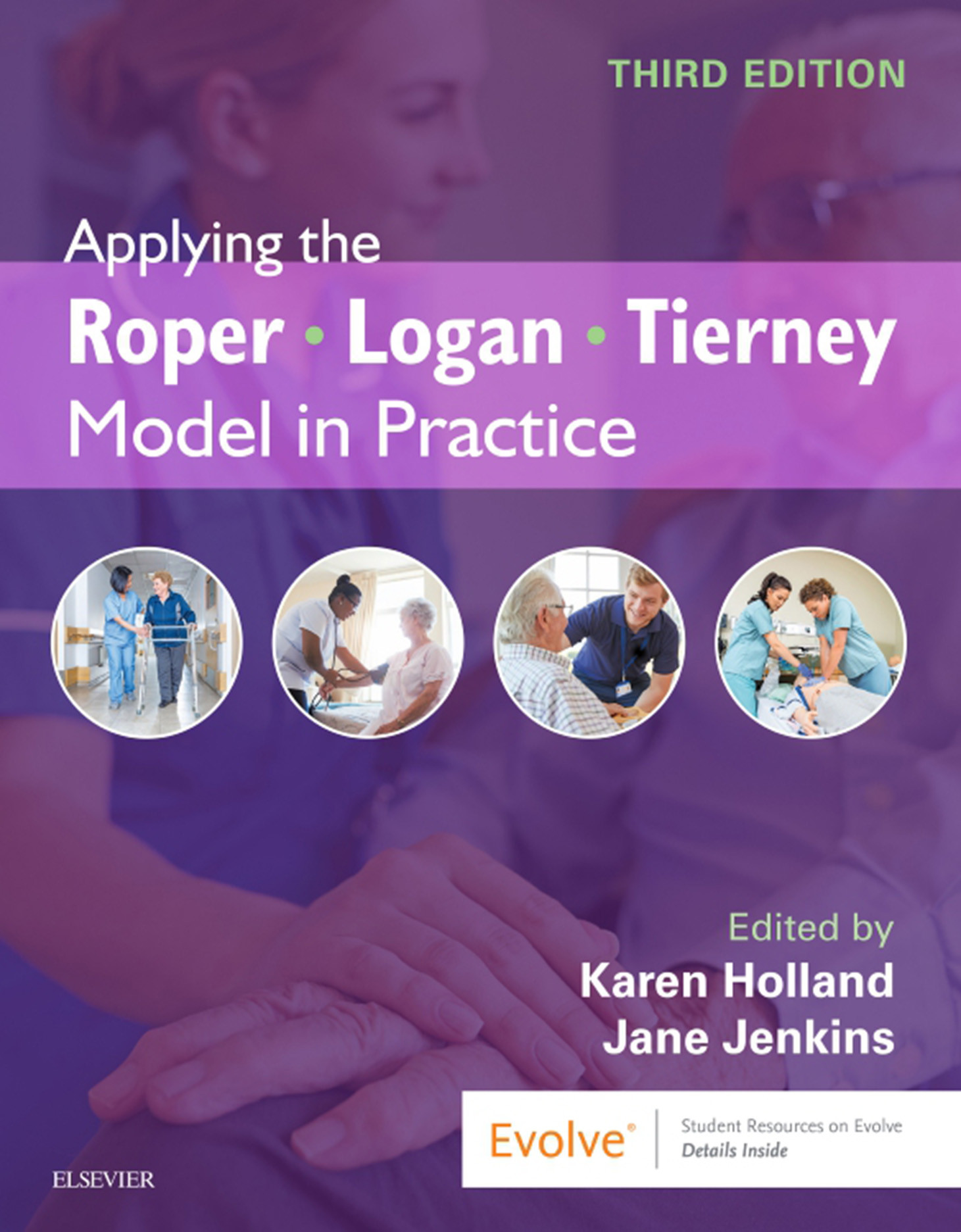 Applying the Roper-Logan-Tierney Model in Practice - E-Book