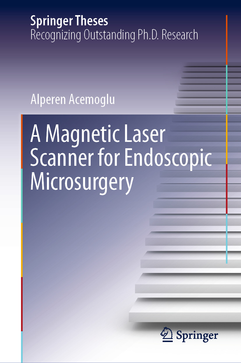 A Magnetic Laser Scanner for Endoscopic Microsurgery