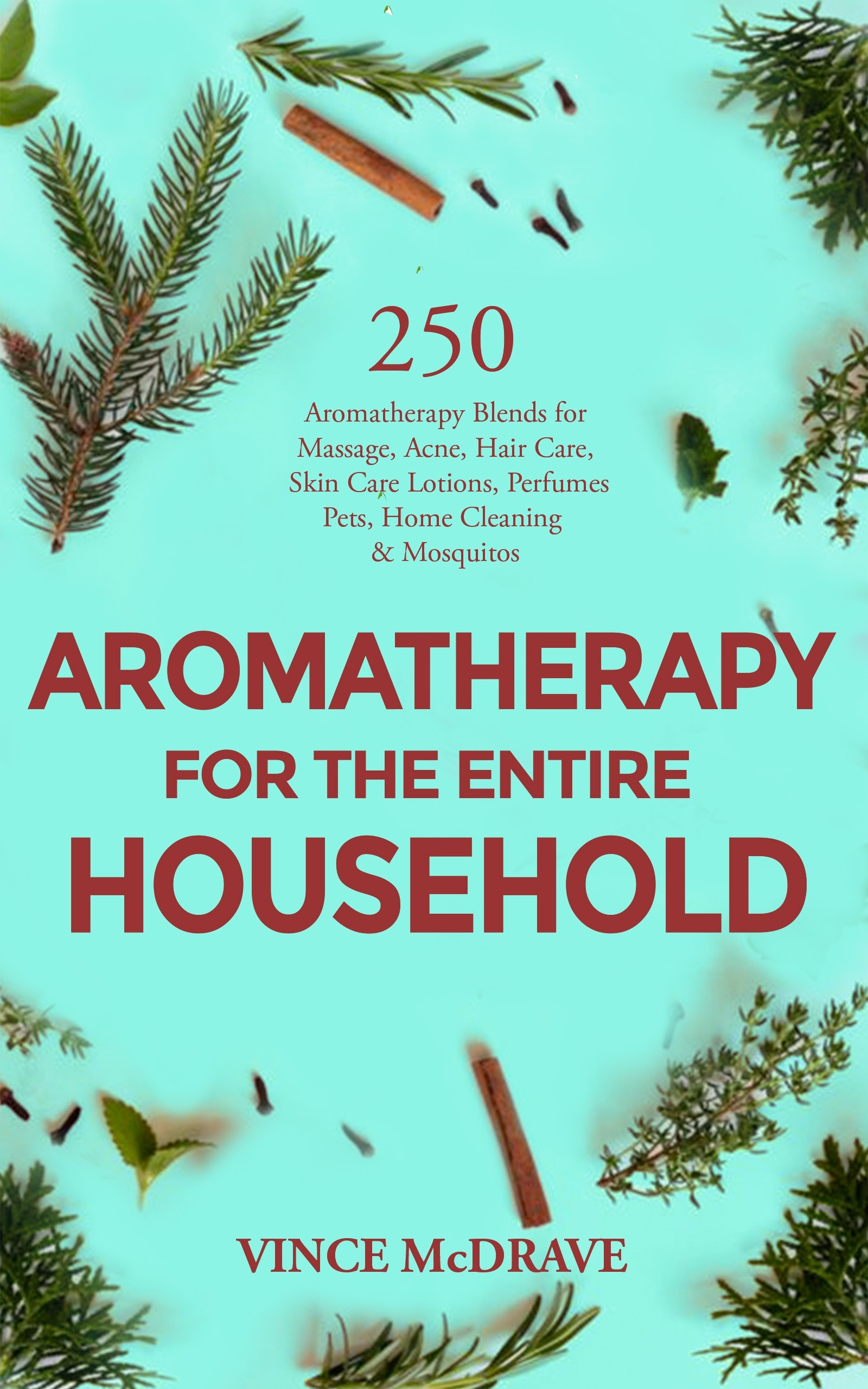 Aromatherapy for the Entire Household
