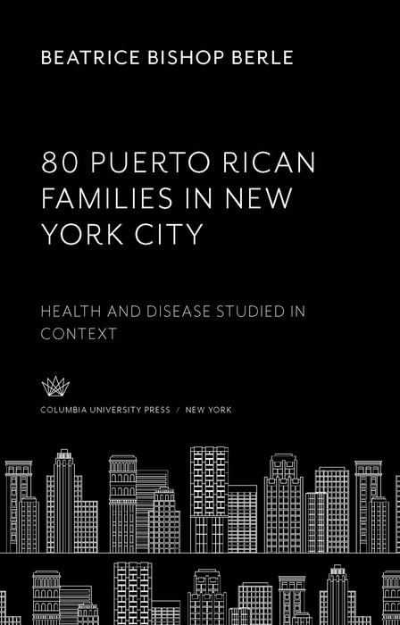 80 Puerto Rican Families in New York City