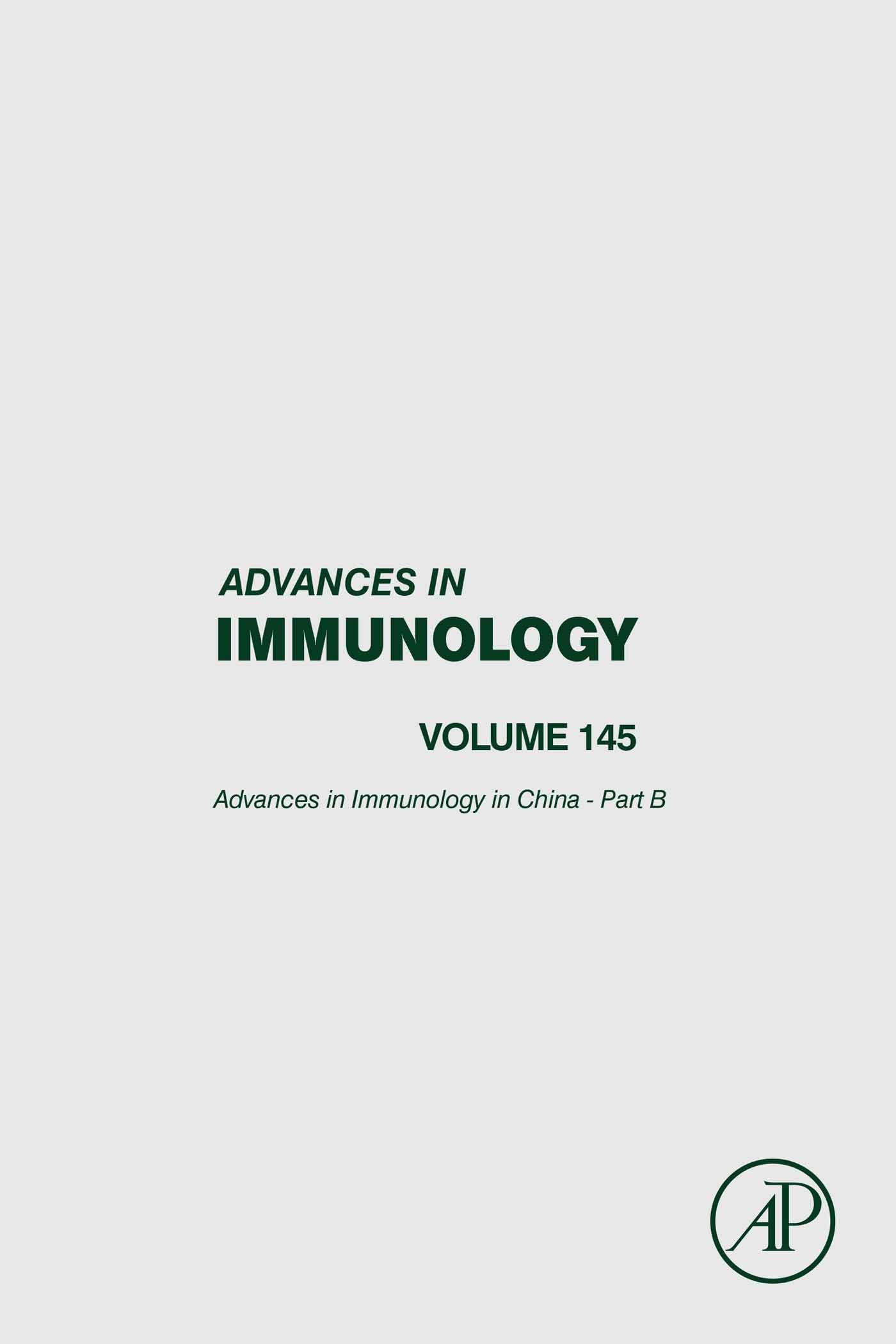 Advances in Immunology in China - Part B