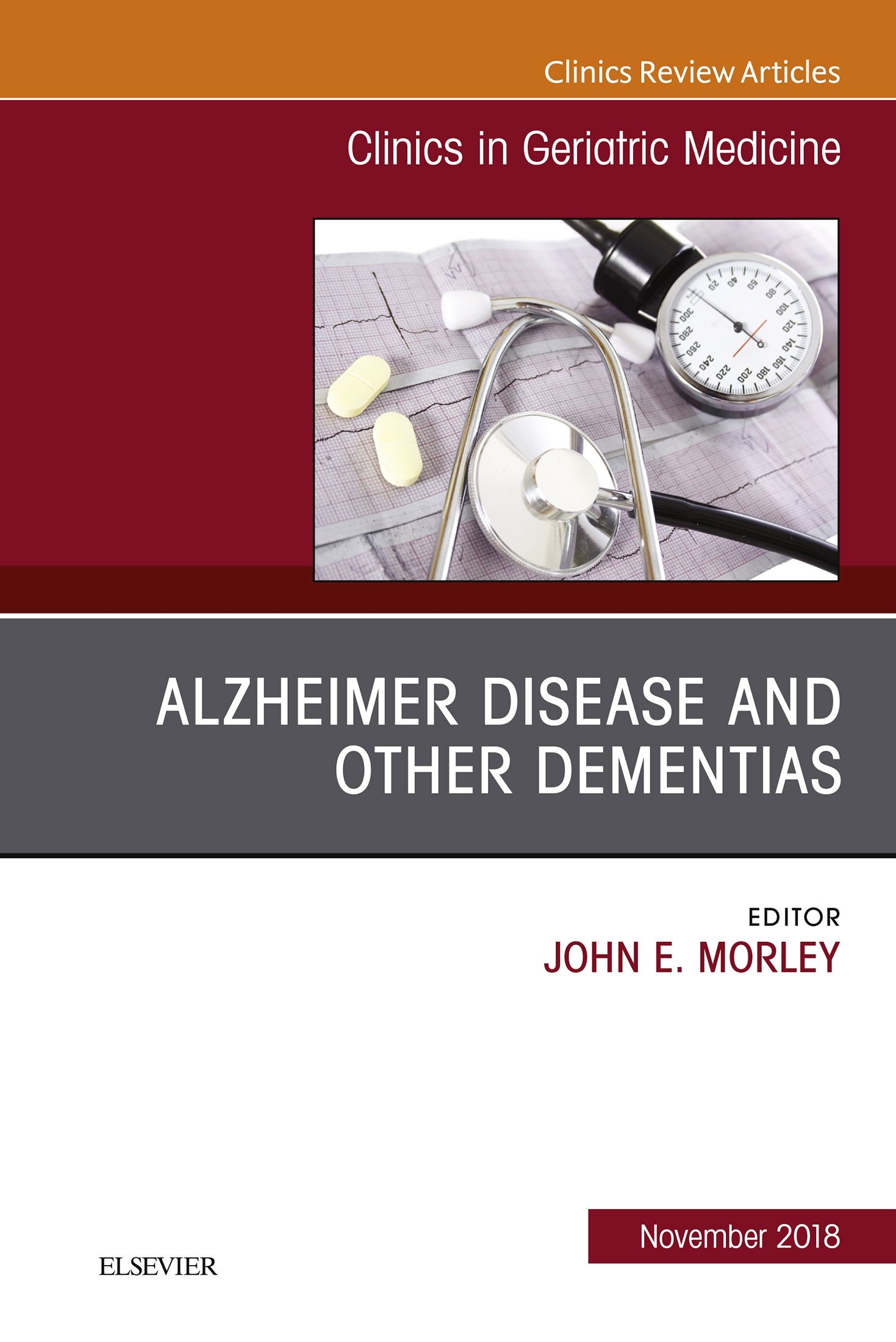 Alzheimer Disease and Other Dementias, An Issue of Clinics in Geriatric Medicine E-Book