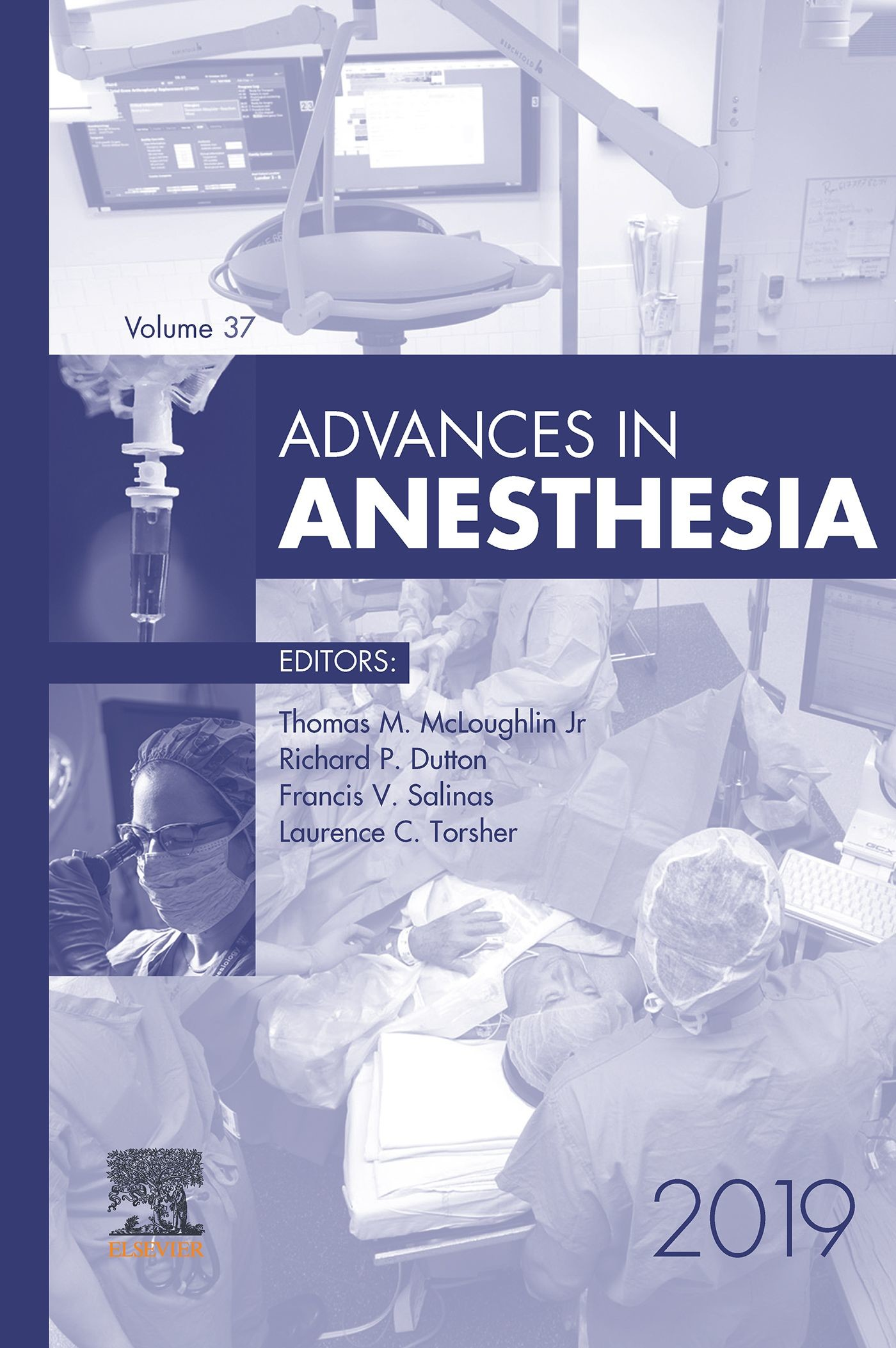 Advances in Anesthesia, E-Book 2019