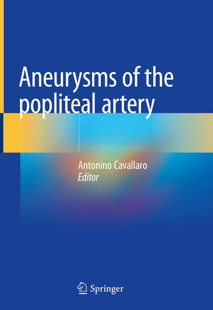 Aneurysms of the Popliteal Artery