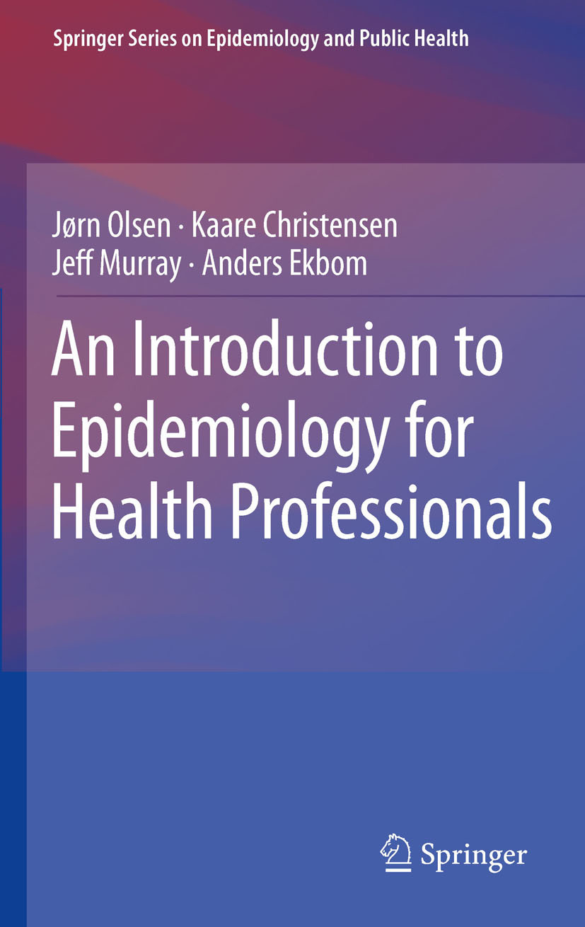 An Introduction to Epidemiology for Health Professionals
