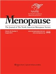 Cover Menopause