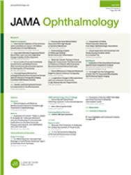 Cover JAMA Ophthalmology