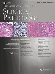 Cover American Journal of Surgical Pathology