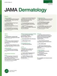 Cover JAMA Dermatology