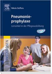 Cover Lernstationen: Pneumonieprophylaxe / mit CD-ROM