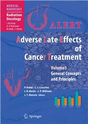Cover ALERT - Adverse Late Effects of Cancer Treatment - 2-volume-set