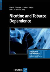 Cover Nicotine and Tobacco Dependence