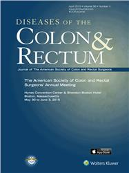 Cover Diseases of the Colon and Rectum